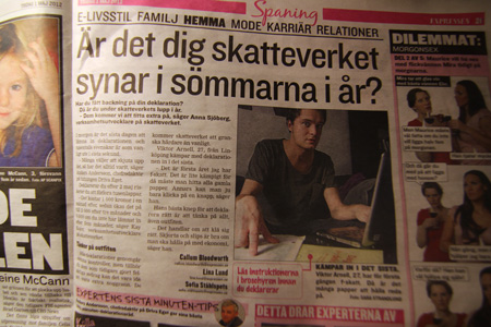 deklaration expressen