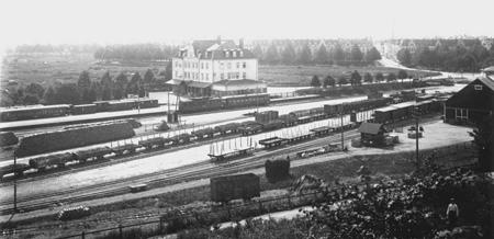 Norrköpings östra station