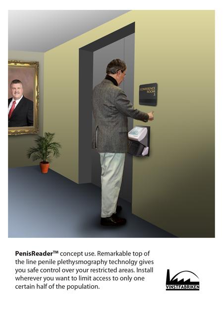 penisreader concept