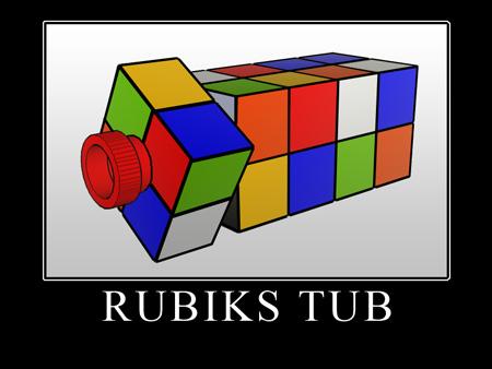 Rubiks Tub