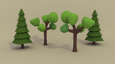 skog 3d